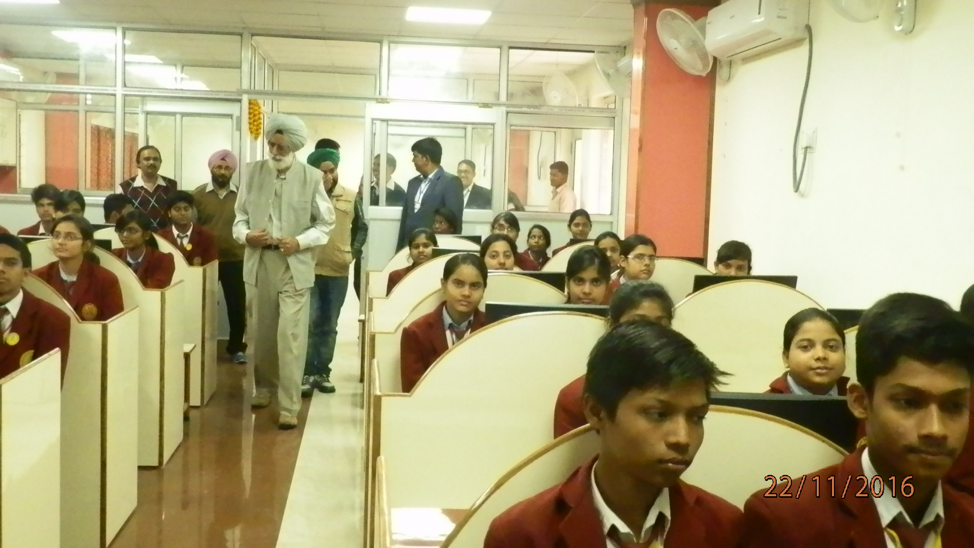 Inauguration of New Computer Lab